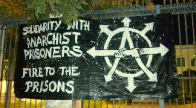 """Włochy: Aktualizacja o anarchistycznych towarzyszach uwięzionych w związku z """"Operacją Scripta Manent"""""""