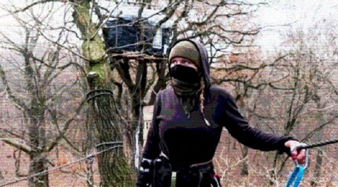 Włochy: Wsparcie oporu w lesie Hambach