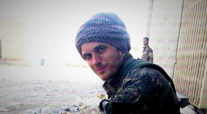 Noś iskrę w swoim sercu! Walcz o Afrin!
