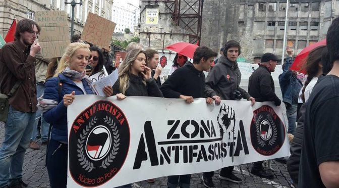 Portugalia: Komunikat ruchu antyfaszystowskiego