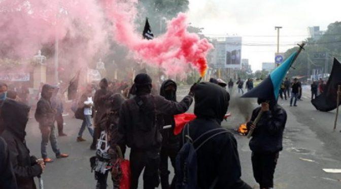Yogyakarta, Indonezja: Represje po antyfeudalnej demonstracji i zamieszkach (wideo)