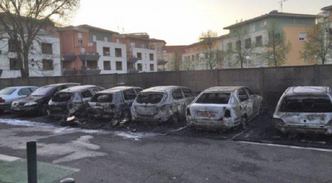 Tuluza, Francja: Zamieszki po śmierci więźnia