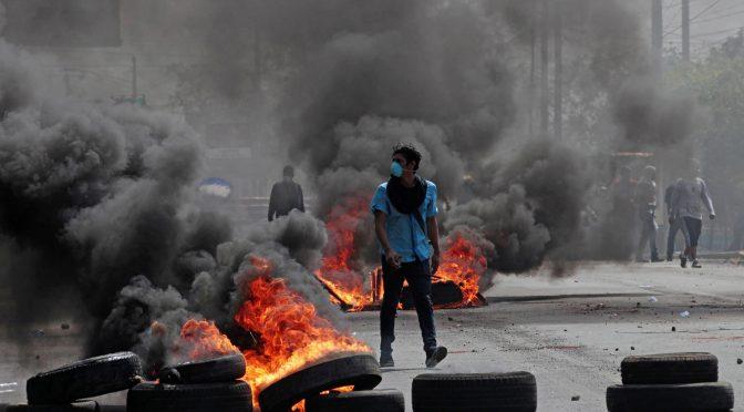 Powstanie z 19 kwietnia w Nikaragui. Wywiad, przegląd wydarzeń i analiza (wideo)