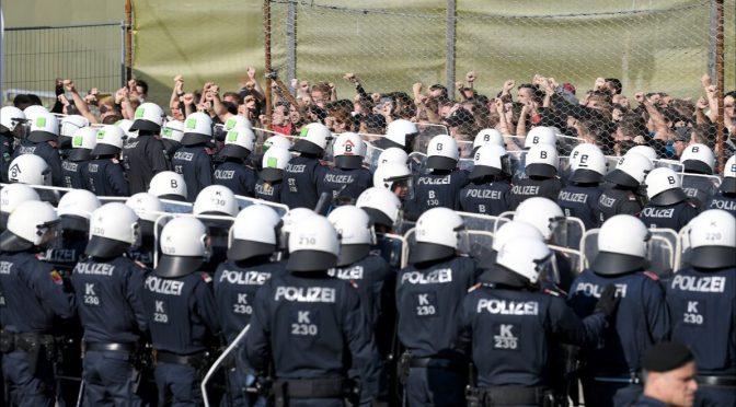 Bośnia/Chorwacja: Brzydka twarz Unii Europejskiej