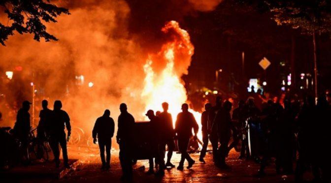 Niemcy: Policyjne represje w zwiążku z G20