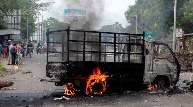 Aktualizacja z powstania w Nikaragui – Horyzontalne organizowanie vs. lewicowy neoliberalizm i pułapki nacjonalizmu