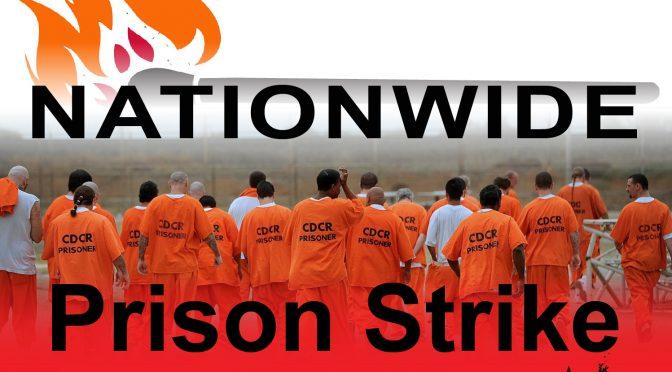 USA: Więzienny strajk generalny 21 sierpnia 2018