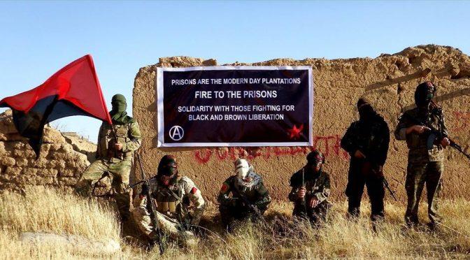 USA: Junteenth, raport z akcji zdobądź flagę (wideo)