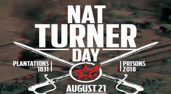 USA: Dzień Nata Turnera – ogólnokrajowy strajk więzienny 21 sierpnia 2018 (wideo)
