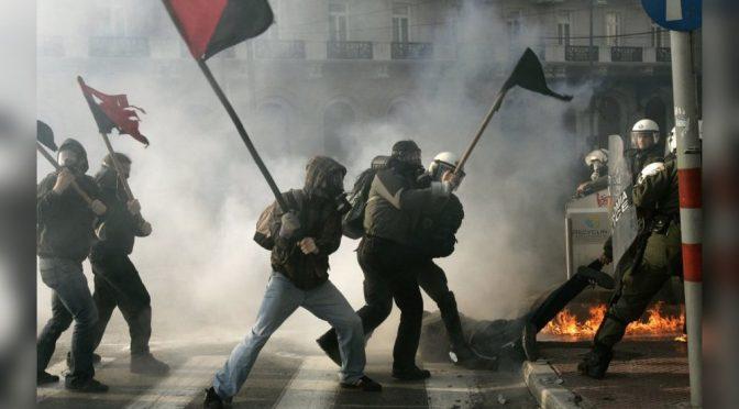 Historia ruchu anarchistycznego w Grecji – filmy dokumentalne