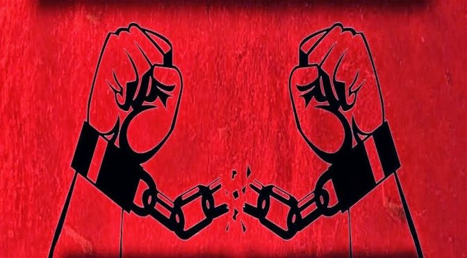 """""""Dopóki wszyscy nie będziemy wolni- Ponadnarodowy Tydzień Solidarności z Anarchistycznymi Więźniami"""". Komunikat od greckich towarzyszy"""