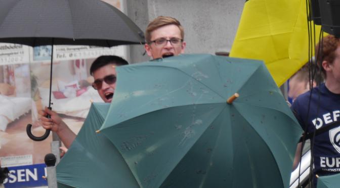 """Graz, Austria: """"Identarianie"""" postawieni przed sądem"""