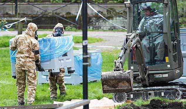 """Wielka Brytania: O atakach przy użyciu """"Nowiczoku"""""""