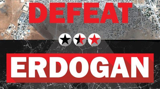 Pokonaj Erdogana! Zaproszenie do mobilizacji w Berlinie w dniach 28-29 września
