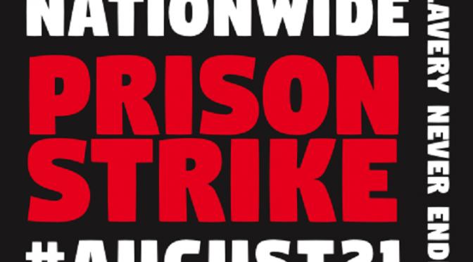 Kanada: Manifest więźniów protestujących w więzieniu Burnside w Nowej Szkocji