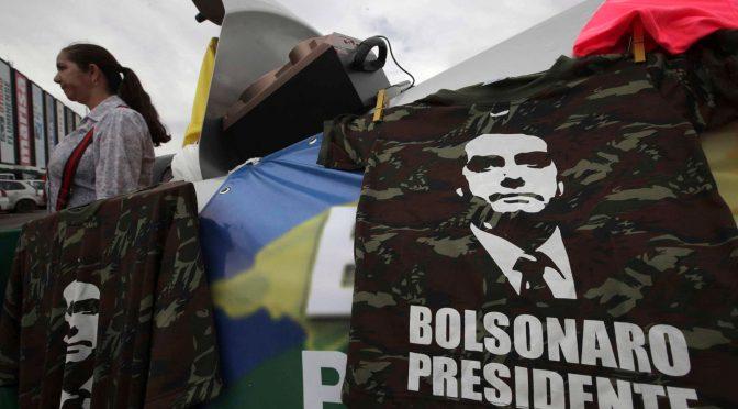 Brazylia: Alternatywą dla faszyzmu nie jest demokracja