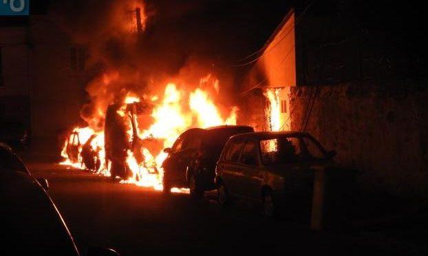 Nantes, Francja: Spalenie samochodu firmy współpracującej z więzieniem
