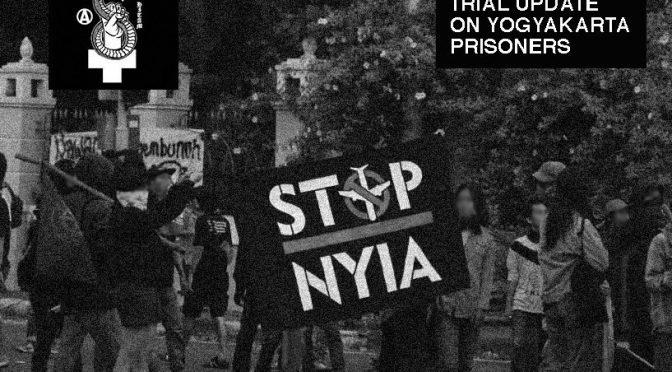 Indonezja: Kolejne informacje o procesach sądowych z Yogyakarty