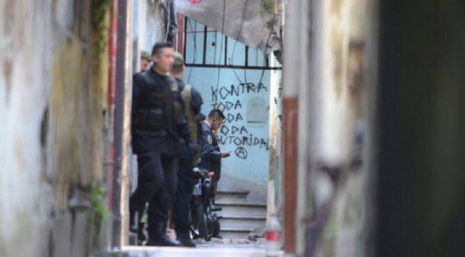 Buenos Aires, Argentyna: Kila aresztowań przed G20, anarchistka ranna w ataku bombowym