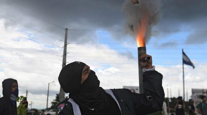 Lekcje z powstania w Nikaragui. Trudne pytania po miesiącach buntu