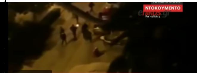 Ateny, Grecja: Komunikat odpowiedzialności za atak koktajlami mołotowa na bazę jednostek prewencji MAT-YMAT