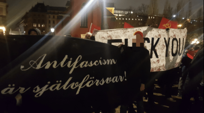 Szwecja: Antyfaszystowska wygrana w Sztokholmie