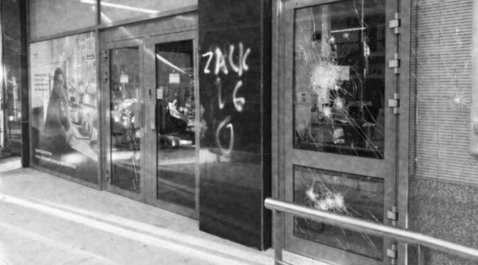 Ateny, Grecja: Komunikat odpowiedzialności za ataki w dwóch dzielnicach