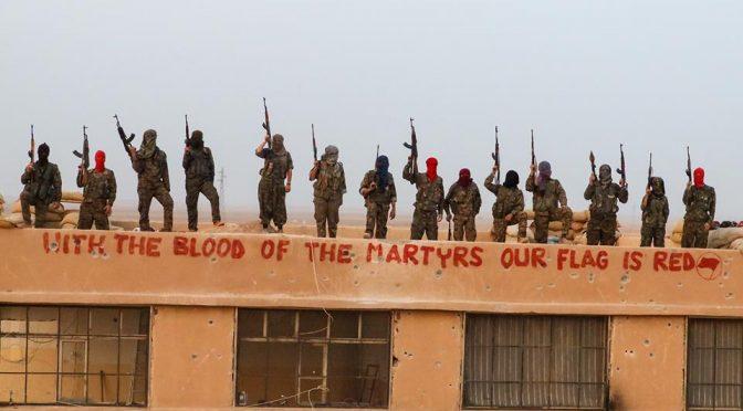 Rożawa: Nowe oświadczenie International Freedom Battalion (IFB)