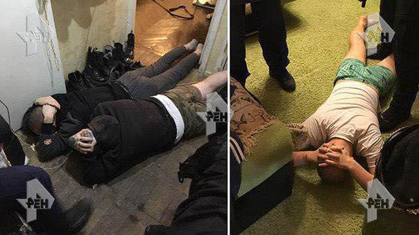 Moskwa, Rosja: Nowa fala przesłuchań i brutalnych tortur na anarchistach