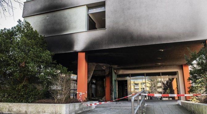 Berlin, Niemcy: Naszą propagandą pozostaje atak: gliny są mordercami!