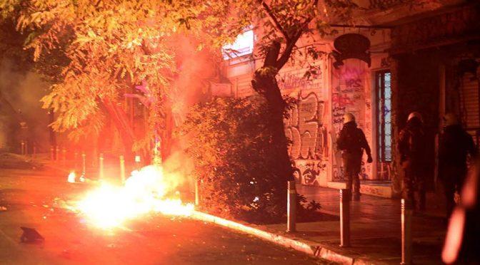 Grecja: Ataki na komisariat i turecki konsulat