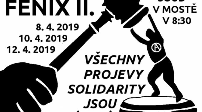 Czechy: Proces sądowy przeciw oskarżonym w sprawie operacji Fenix 2