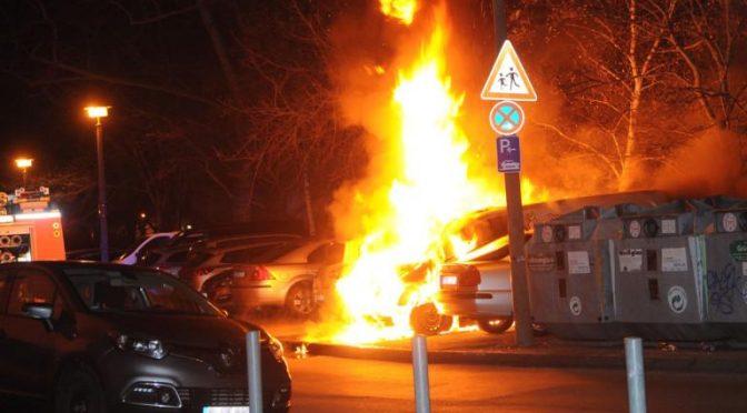 Niemcy: Ataki w solidarności z Rożawą i Liebig 34