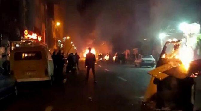Ruch anarchistyczny w Iranie