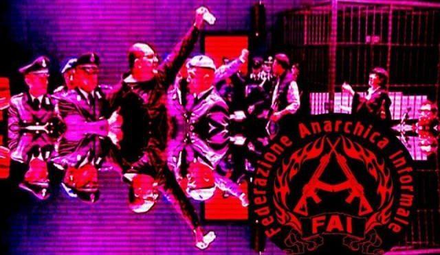 Włochy: Wywiad z anarchistycznym więźniem Alfredo Cospito