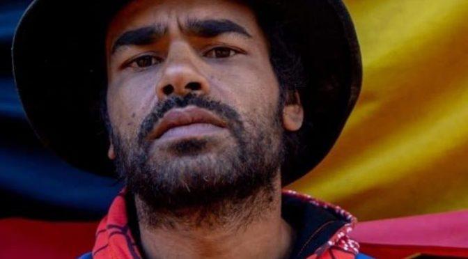 Melbourne, Australia: Rdzenny aktywista D.T. Zellanach aresztowany