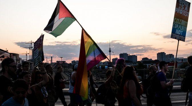 Berlin, Niemcy: Żadnej dumy z appartheidu!