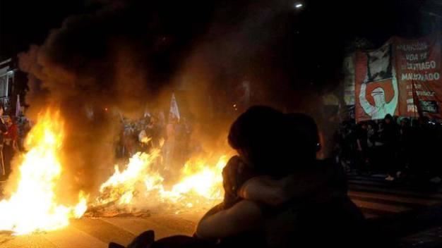 Argentyna: Minęły dwa lata od zaginięcia i zabójstwa anarchistycznego towarzysza Santiago Maldonado