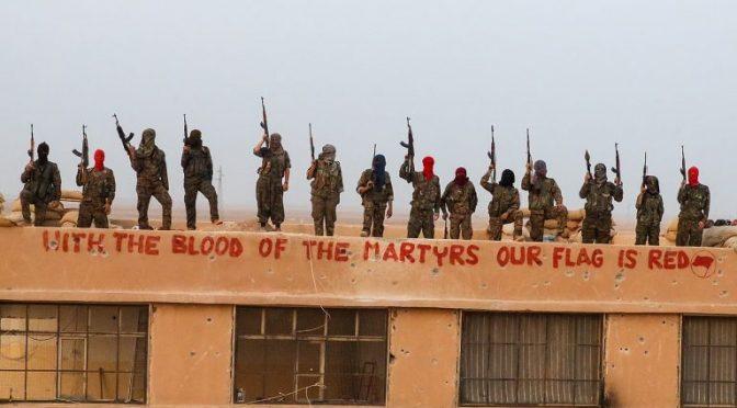 Rożawa: Międzynarodowy Batalion Wolności wznawia swoją działalność