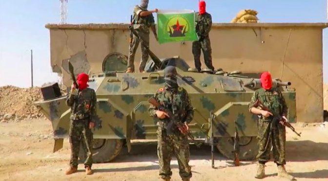 Bojownicy Międzynarodowego Batalionu Wolności oceniają walki na froncie Serêkaniyê