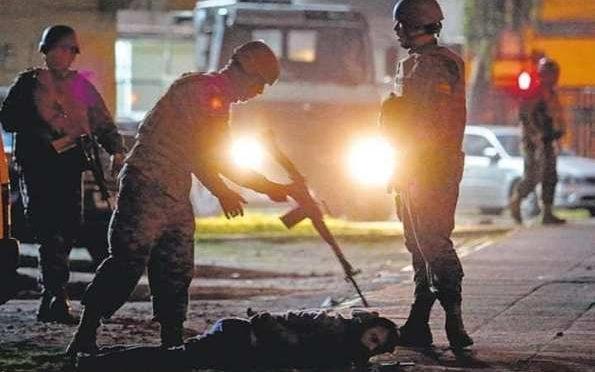Chile: Aresztowania podczas październikowej rewolty
