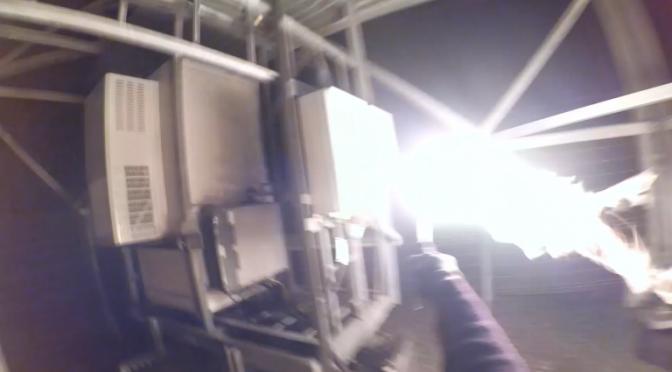 Kijów, Ukraina: Zniszczenie wież telefonii komórkowej Lifecell/Turkcell w solidarności z Rożawą (wideo)