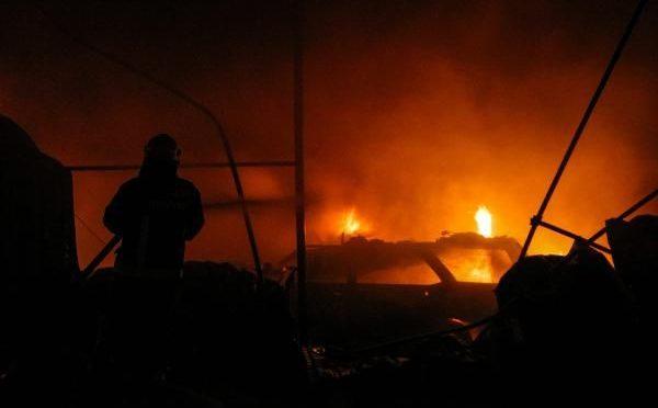 Antalya, Turcja: Inicjatywa Dzieci Ognia Zaatakowała Skład Magazynowy Pojazdów w Kepez