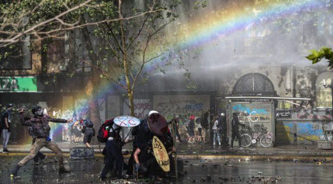 Chilijska Insurekcja – List od Anarchistycznego Towarzysza Gustavo Rodrígueza, dotyczący obecnej sytuacji w Chile – Część Pierwsza