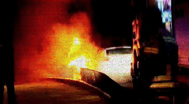 Madryt, Hiszpania: Podpalenie samochodu Santander Bank
