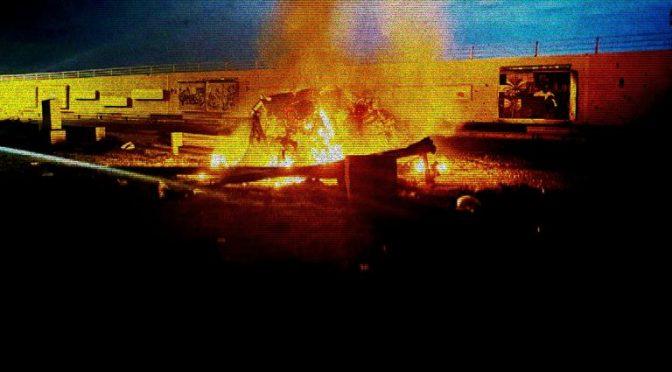 Kolektyw Anarchistyczna Era wydaje oświadczenie o śmierci Soleiamaniego