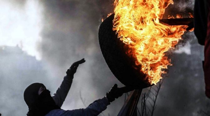 """Meksyk: Kolektyw Anarchistek Walczących wzywa do udziału w Czarnym Bloku na 8 marca. """"Marsz o życie, życie dla insurekcji"""""""