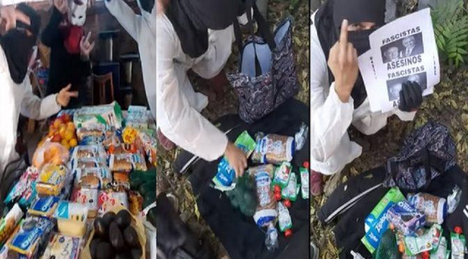 Santiago, Chile: Solidarność jest wirusem, którego boi się kapitalizm (wideo)