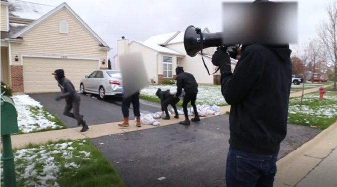 USA: Akcja bezpośrednia #FreeThemAll: Od więzienia Stateville do podwórka naczelnika (wideo)