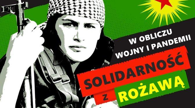 Solidarność z Rożawą w obliczu wojny i pandemii